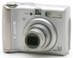 Canon Powershot A510 Accessories