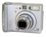 Canon Powershot A520 Accessories