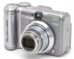Canon Powershot A620 Accessories