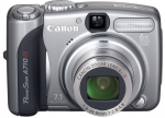 Canon Powershot A710 IS Accessories