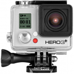 GoPro HERO3+ Silver Edition Accessories