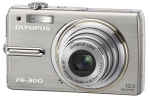 Olympus Camedia FE-300 Accessories