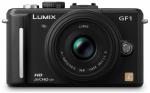 Panasonic Lumix DMC-GF1 Accessories