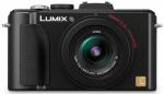 Panasonic Lumix DMC-LX5 Accessories