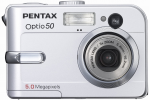 Pentax Optio 50 Accessories