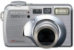 Pentax Optio 550 Accessories