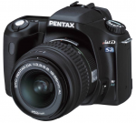 Pentax *ist DS2 Accessories