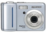 Samsung Digimax S600 Accessories