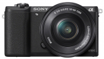 Sony Alpha A5100 Accessories