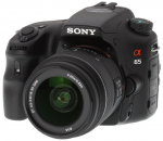 Sony Alpha A65V Accessories