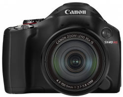 Canon Powershot SX40 accessories
