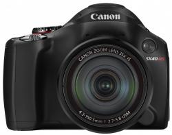 Canon Powershot SX40 accessories