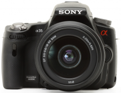 Sony Alpha A35 Accessories