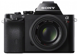 Sony Alpha A7R Accessories
