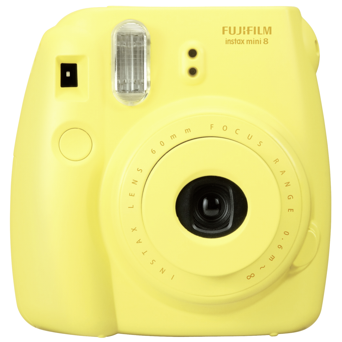 fujifilm instax mini 8 yellow