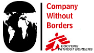 We collaborate with Doctors without Borders