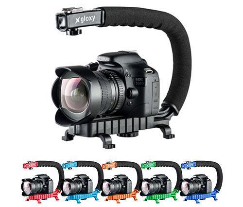 Gloxy Movie Maker stabilizer for Nikon D3200