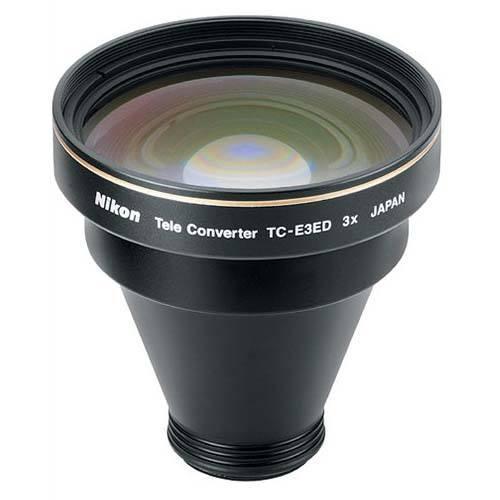 Nikon TC-E3ED 3x Tele Converter Lens Nikon Coolpix