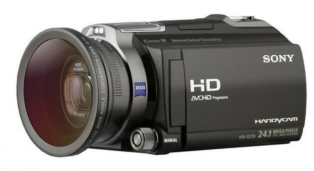 Raynox DCR-732 0.7X Wide Angle Conversion Lens