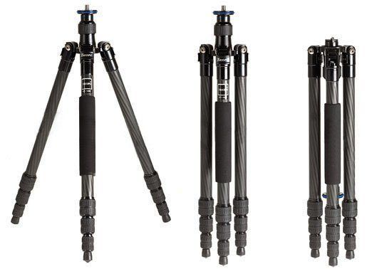 Tripod Kit Triopo GT-3128 + NB-1S Ball-Head