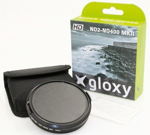 Gloxy ND2-ND400 Variable Filter