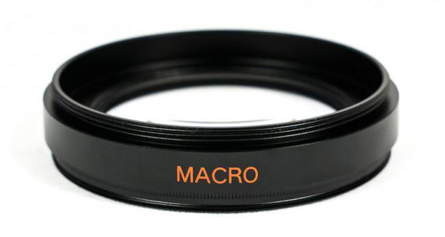 Wide Angle and Macro lens for Sony DSC-RX100